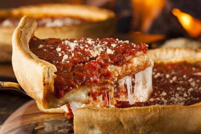 Chicago Famous Pizza