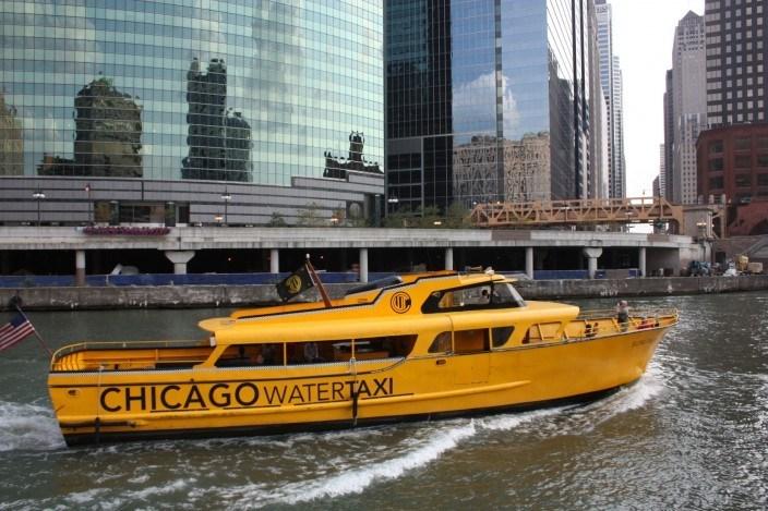 Chicago Wassertaxi