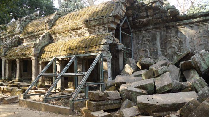 Angkor Wat Ta Prohm