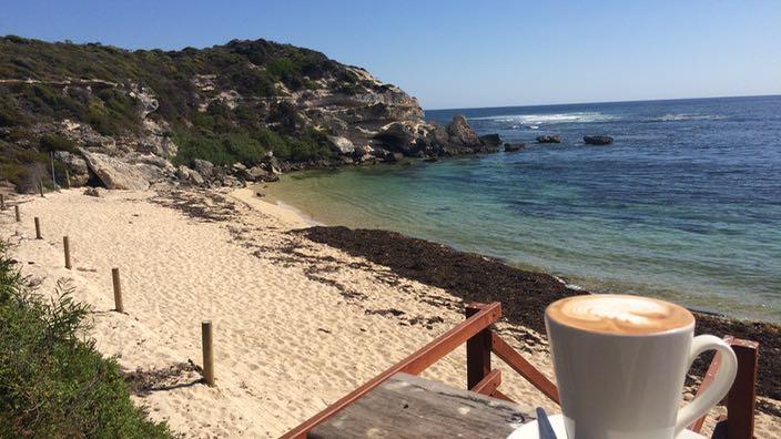 Australia Road Trip Coffee