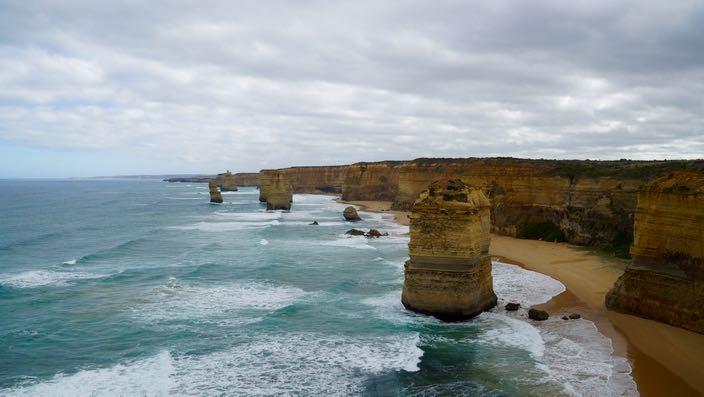 Australia Victoria Great Ocean Road 12 Apostles