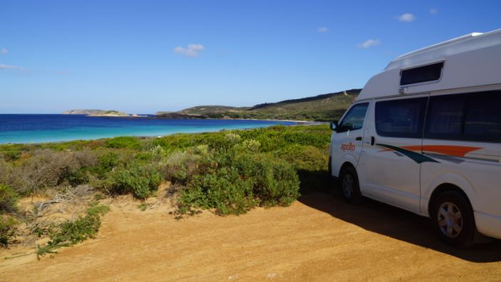 Le Grand Nationalpark Australia Apollo Camper