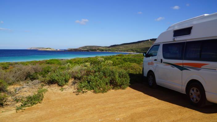 Le Grand Nationalpark Australia Apollo Camper