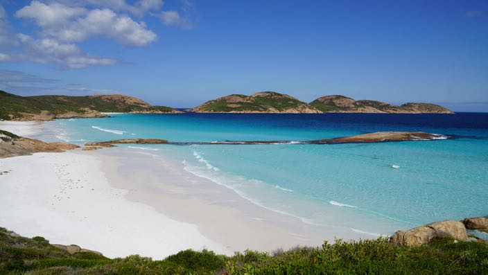 Lucky Bay Le Grand National Park Australia