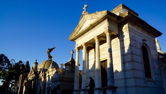 Buenos Aires Recoleta Friedhof