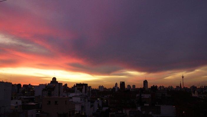 Buenos Aires Wohnen AirBnB