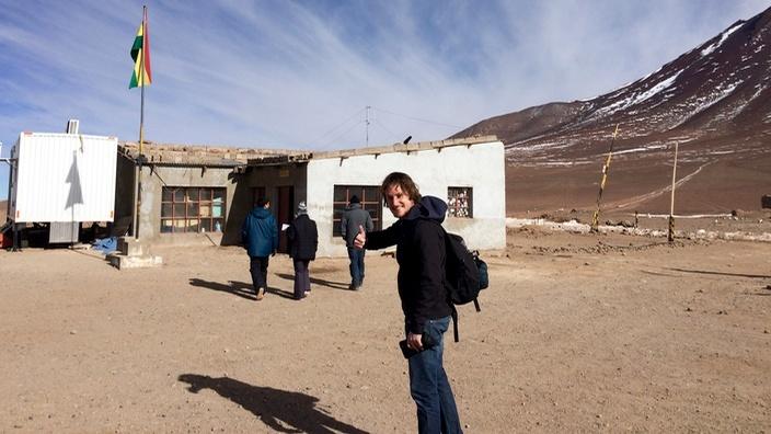 Einreise von Chile nach Bolivien