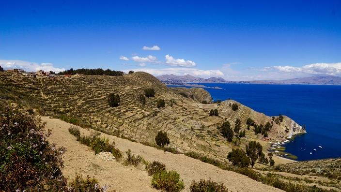Bolivien Isla del Sol