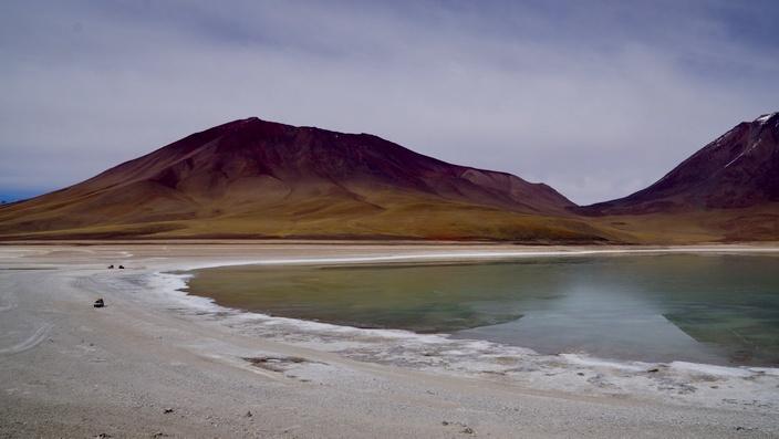 Bolivien Laguna Verde