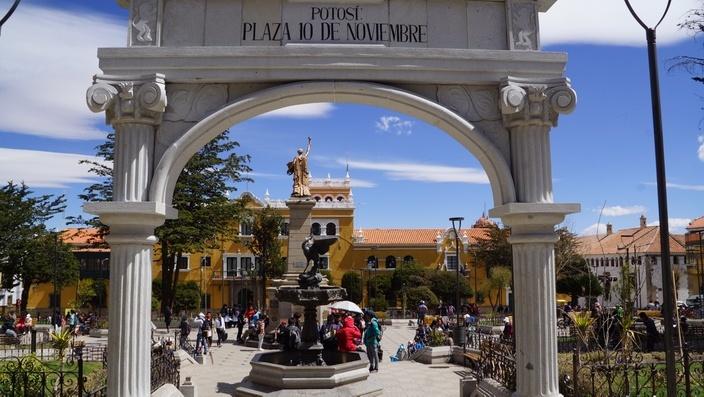 Bolivien Potosí