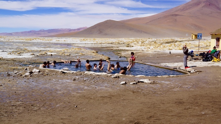Bolivien Aguas Termales