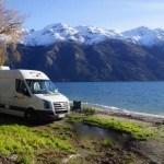 Campervan Neuseeland