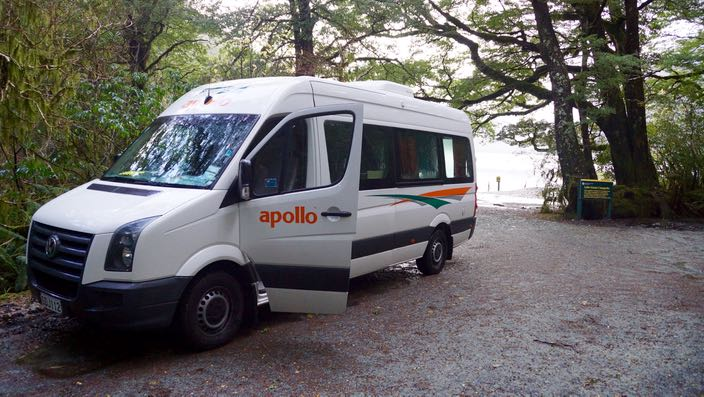 Apollo Euro Tourer Campervan