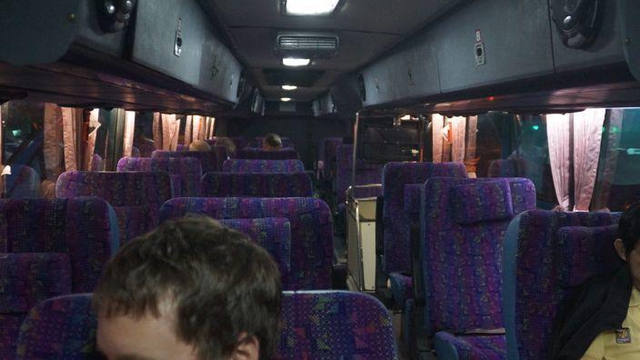 VIP Bus Bangkok Chiang Mai