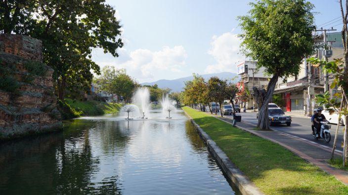 Chiang Mai City Canal