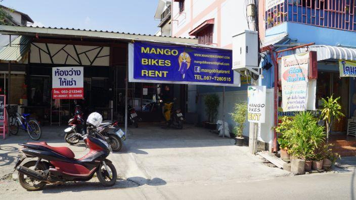 Mango Bikes Chiang Mai