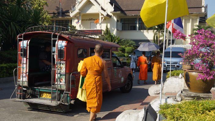 Chiang Mai Songthaew
