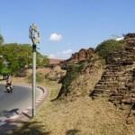 Chiang Mai Street Wall