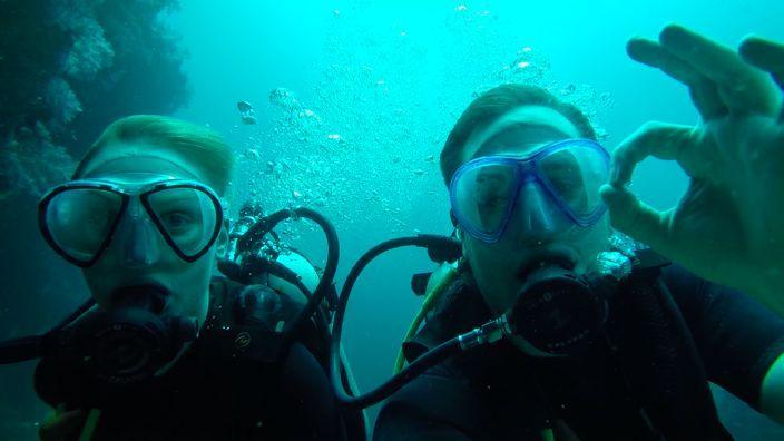 Scubadiving Koh Lanta OK