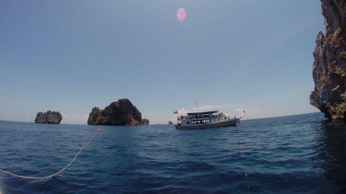 Scubadiving Koh Lanta