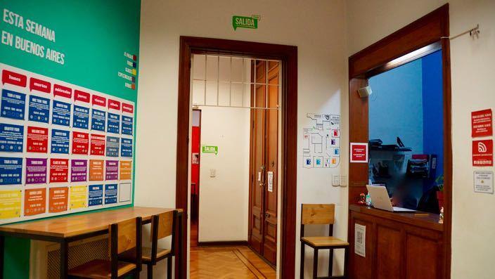 Sprachschulen in Buenos Aires