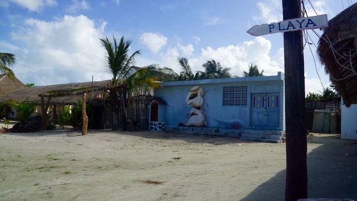 Street Art, Isla Holbox