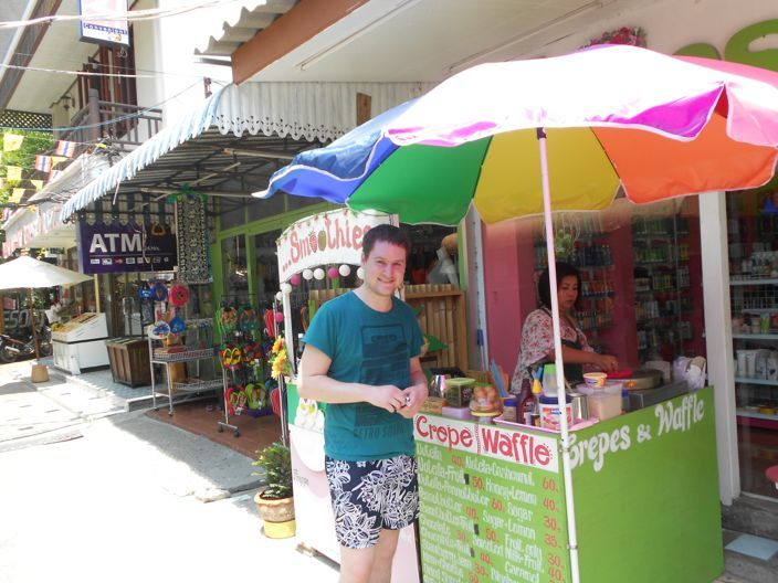 Koh Tao Inselhopping Food
