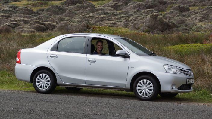 South Africa Rental Car