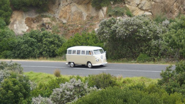 VW Bulli Linksverkehr