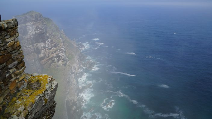 Cape of Good Hope Fog