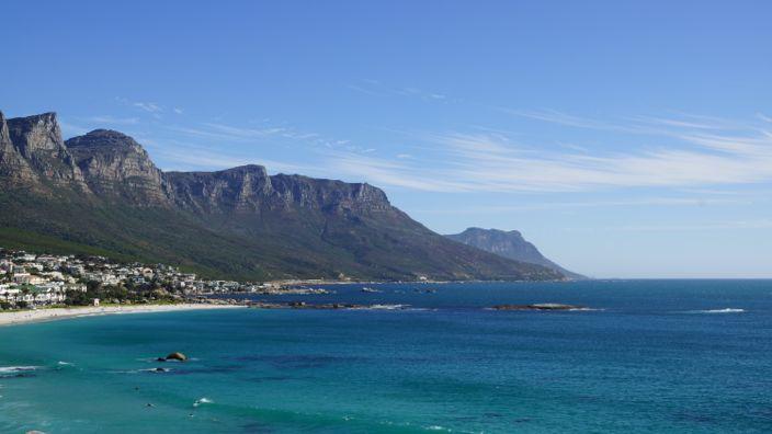 Cape Town Beach 12 Apostel