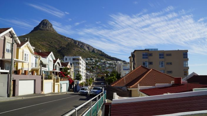Cape Town Lion's Head
