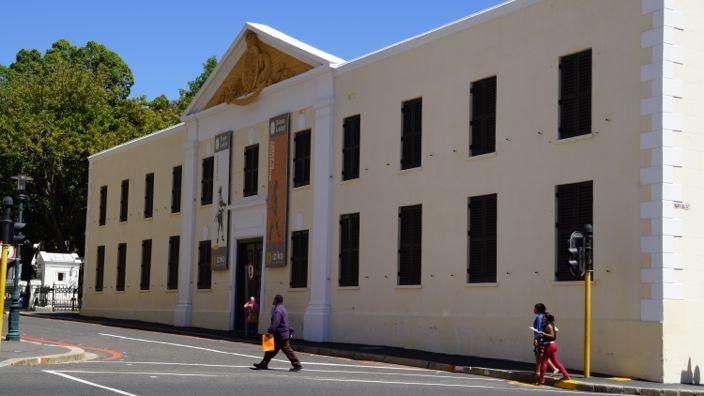 Cape Town Slave Lodge
