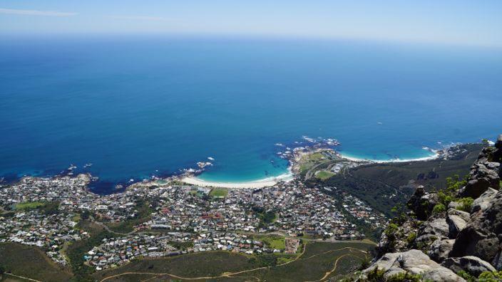 Cape Town Beaches Clifton Camps Bay