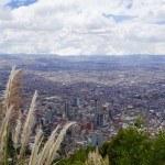 Bogotá City von oben