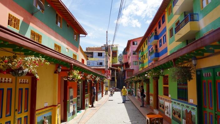 Guatapé, Kolmbien