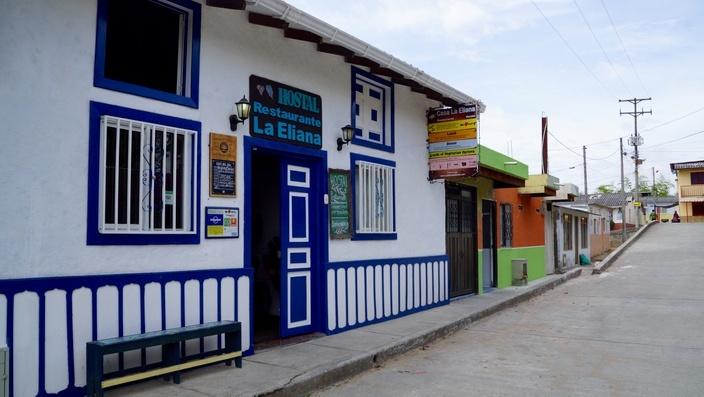 La Casa Eliana, Salento