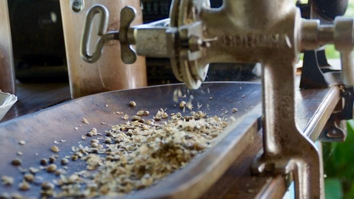 Salento Don Eduardo Kaffeefarm Mühle