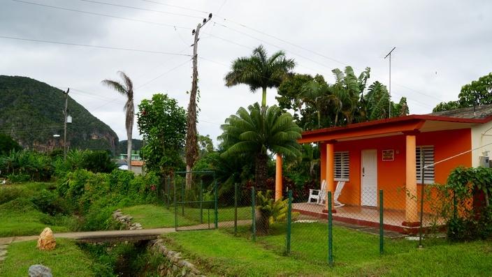 Casa Particular, Viñales Kuba