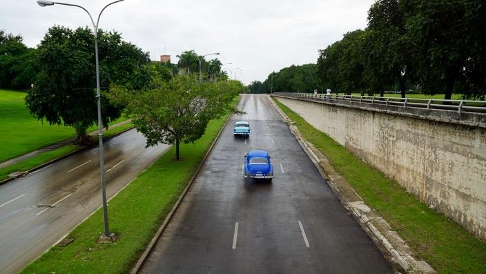 Rush Hour in Havanna