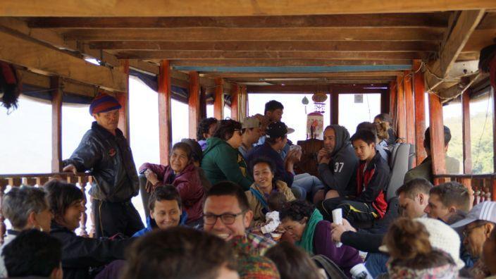 Slowboat Mekong Laos