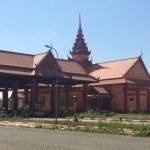 Border Laos Cambodia