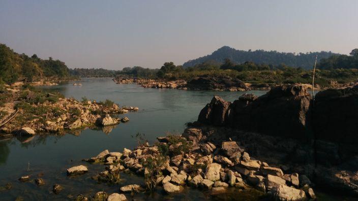 Laos to Cambodia