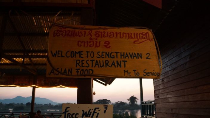 Sengthavan 2 Restaurant Don Det