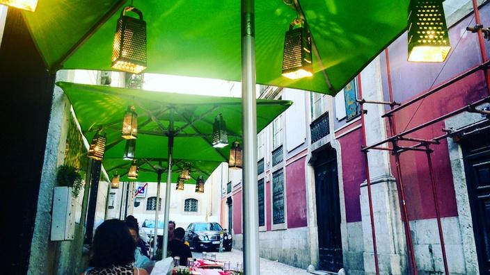 O Boteco, Lissabon