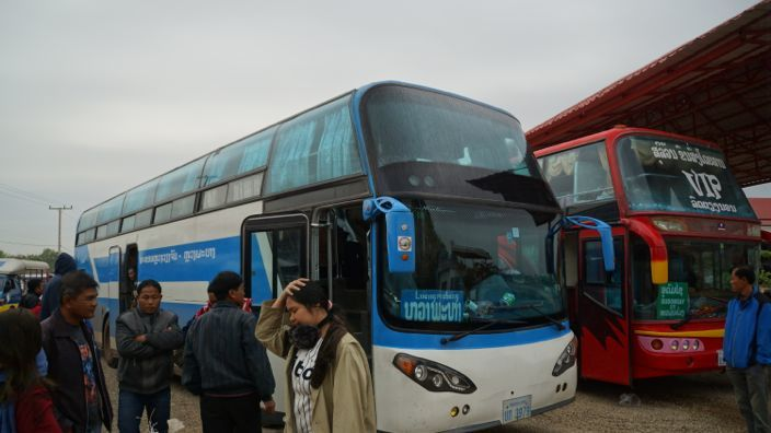 Luang Prabang VIP Bus or not?