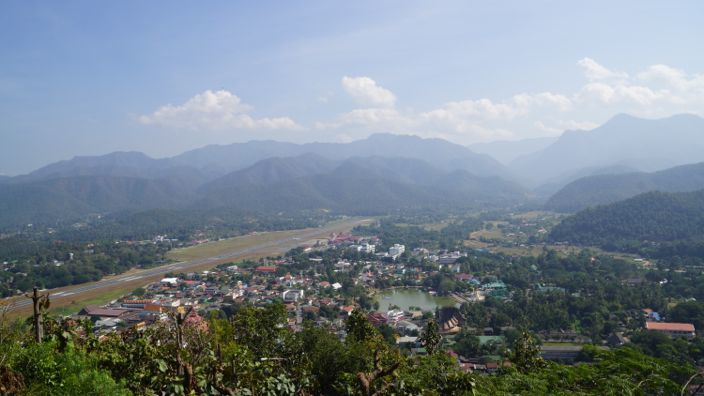 Mae Hong Son View