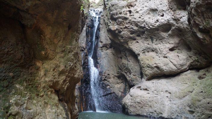 Pem Bok Waterfall Pai