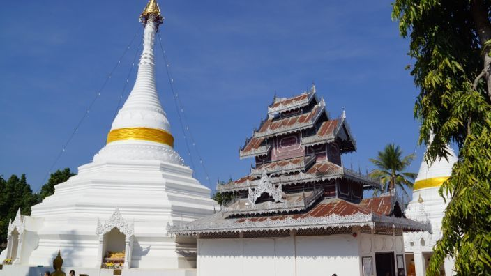 Mae Hong Son Temple