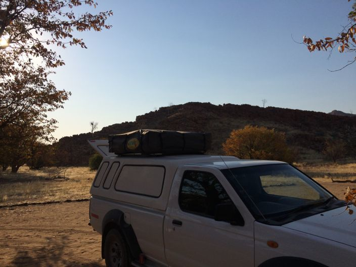 Namibia Aabadi Mountain Camp